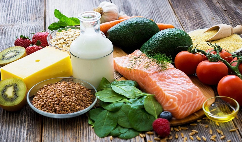 Foods that Help Promote Hair Growth